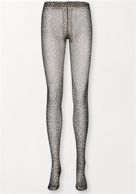 Beck Söndergaard - Toro Transparent Leo Tights - Beige