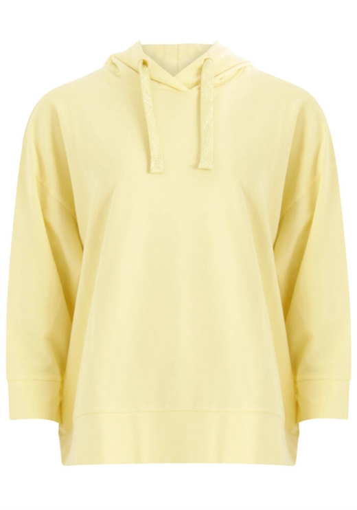 Coster Copenhagen - Sweat With Tieband - Light Yellow