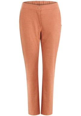 Coster Copenhagen - Pants With Buttons - Soft Rose