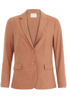 Coster Copenhagen - Suit Jacket With Button details and Cuffs - Soft Rose