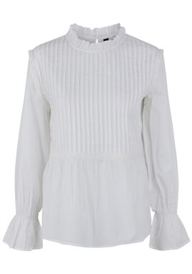Y.A.S - Yasblanca LS Top - Star White