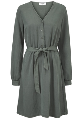 Modström - Bellevue Dress - Dark Khaki