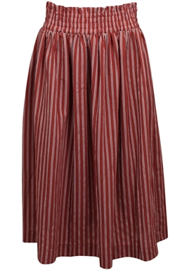 Six Ámes - Mirabel Skirt - Cowhide Stripe