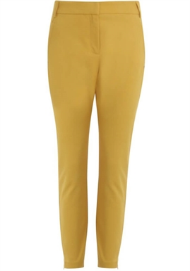 Coster Copenhagen - Pants in 7/8 lengt - Gold Spice