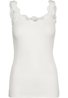 Minus - Ariel Singlet Top - Broken White