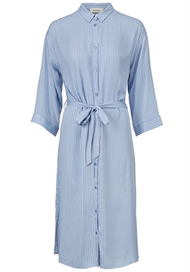 Modström - Bea Print Dress - Twill Stripe