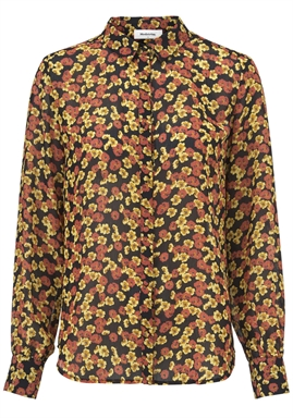 Modström - Annabelle Print Fashion Shirt - Flower Mix