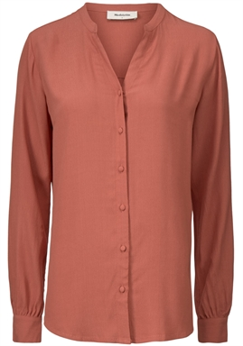 Modström - Alissa Shirt - Red Blush