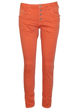 Place du Jour - Jeans - Orange