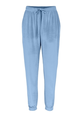 PIECES - PCGIGI HW SWEAT PANTS - BLUE BELL