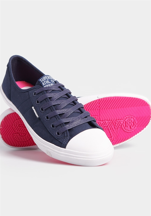 Superdry - Low Pro Sneaker - Navy
