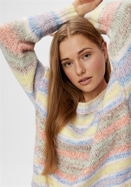 PIECES -  PCLILLIAN LS KNIT