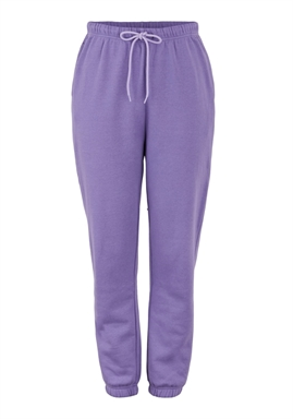 PIECES - PCCHILLI HW SWEAT PANTS - DAHLIA PURPLE