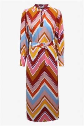 Six Ámes - Samantha Dress - Zig Zag Love