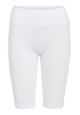 VILA - VISEAM SHORTS - Optical Snow