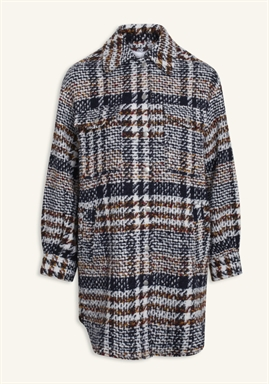 Love & Divine - Jackets - love471 - Multi Checks