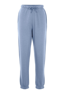 FORUDBESTILLING - PIECES - PCCHILLI HW SWEAT PANTS - KENTUCKY BLUE (MIDT DECEMBER)
