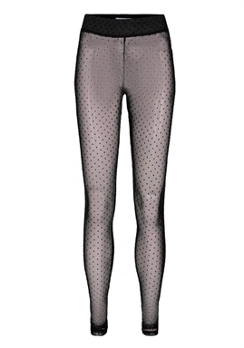 Libertè - NILLA DOT LEGGINGS - BLACK