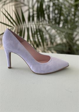 Copenhagen Shoes -  SKY Suede - By Josefine Valentin - Light Purple