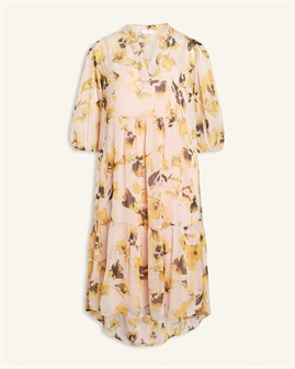 Love & Divine - Dress - love460 - Powder/Yellow