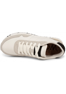 Woden - Nora III Leather - Whisper White