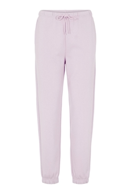 FORUDBESTILLING - PIECES - PCCHILLI HW SWEAT PANTS - Orchid Bloom (UGE 10)