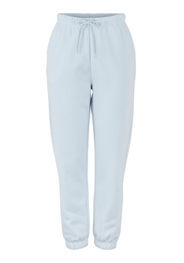 FORUDBESTILLING - PIECES - PCCHILLI HW SWEAT PANTS - Plein Air (UGE 10)