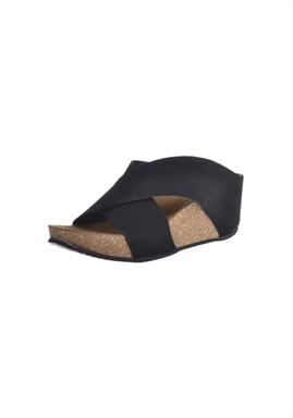 Copenhagen Shoes - FRANCES 20 Suede - Black