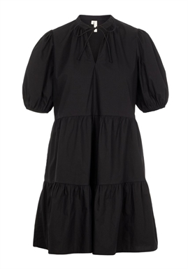 PIECES - PCMARLIE 2/4 ELASTIC DRESS IF BC