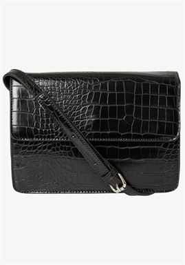 PIECES - PCJULIE CROSS BODY - Black